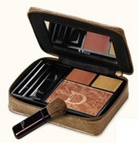 Dior Bronze Sun Couture Clutch Summer Makeup 13,5g.