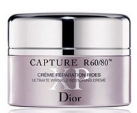 Dior Capture R60/80 XP. Ultimate Wrinkle Restoring Creme Rich Texture 30ml