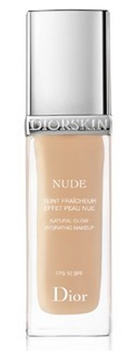 Dior Diorskin Nude Natural Glow Hydrating Make-Up SPF10 30ml