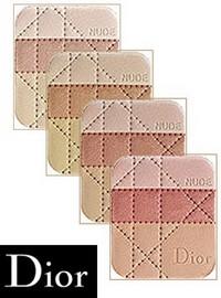 Dior Diorskin Nude Refill Natural Glow Sculpting Powder 14g Запасной Болк.