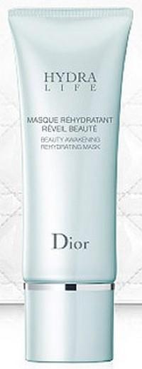 Dior Hydra Life Beauty Awakening Rehydrating Mask 75ml Тестер