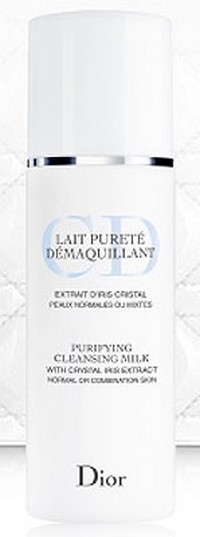 Dior Purifying Cleansing Milk (with crystal iris extract) 200ml Тестер
