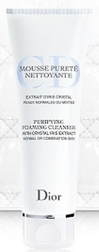 Dior Purifying Foaming Cleanser 125ml Тестер