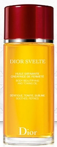 Dior Svelte Body Beautifying and Toning Oil 100ml Тестер