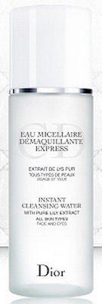 Instant Cleansing Water (with pure lily extract) 200ml