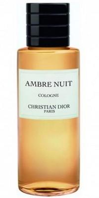 La Collection Couturier Parfumeur Ambre Nuit Dior